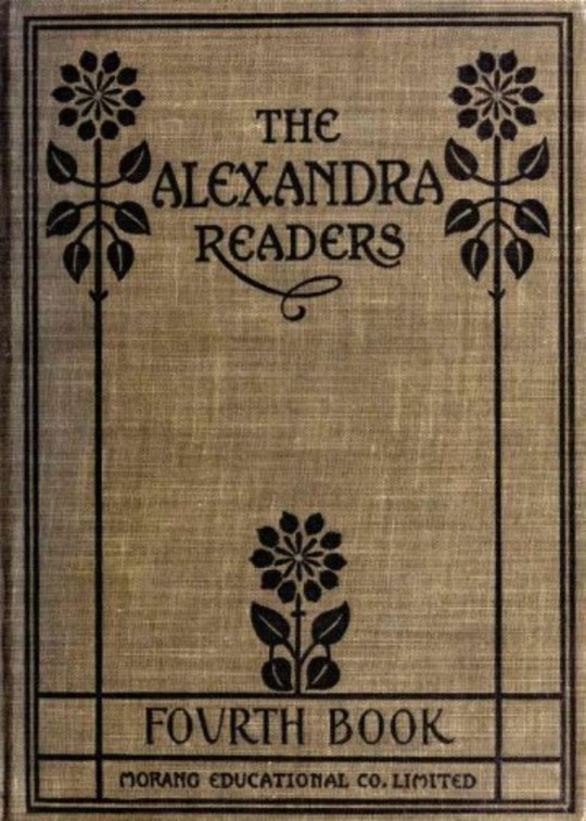 Fourth Reader The Alexandra Readers