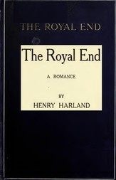 The Royal End A Romance