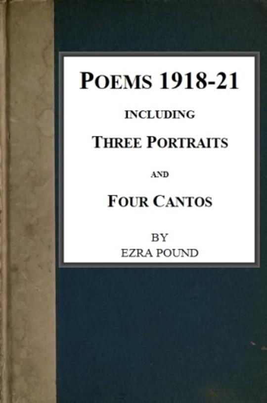 Poems 1918-21