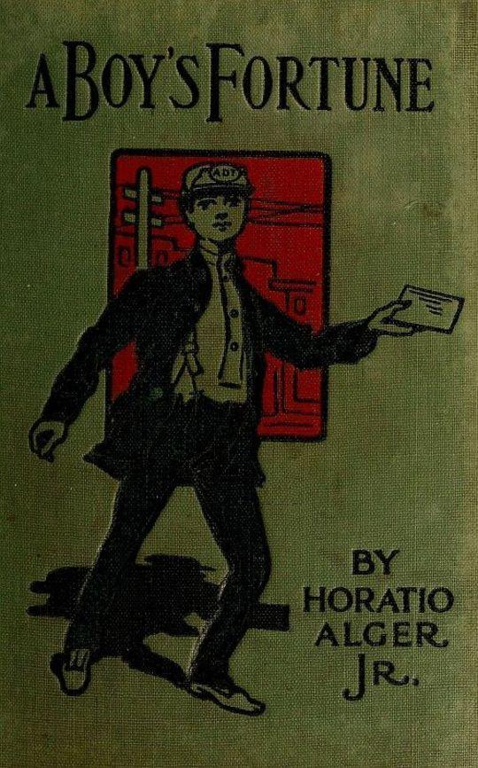 A Boy's Fortune Or, The Strange Adventures of Ben Baker