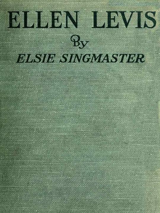 Ellen Levis A Novel