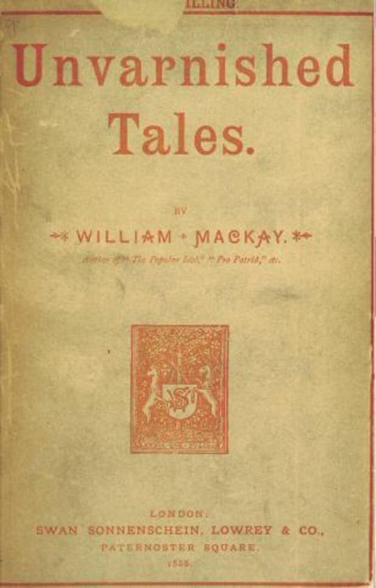 Unvarnished Tales