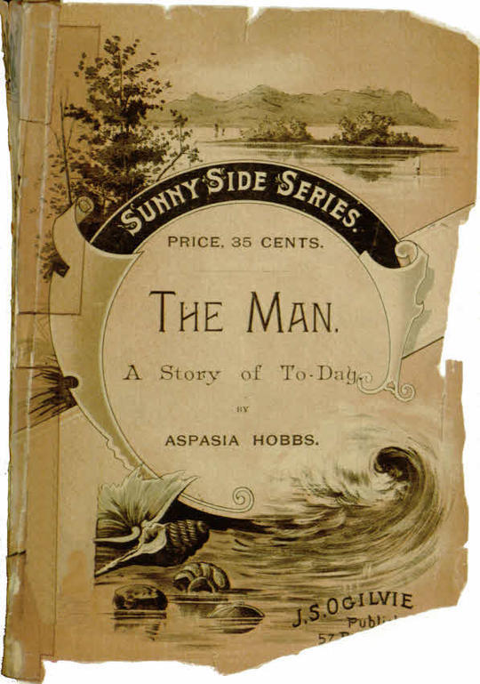 The Man A Story of To-day
