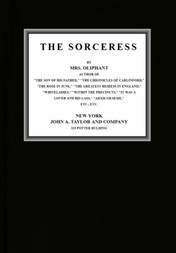 The Sorceress (complete)