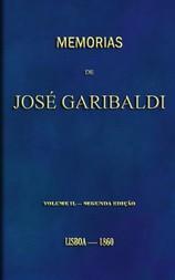 Memorias de José Garibaldi, volume II Traduzidas do manuscripto original por Alexandre Dumas