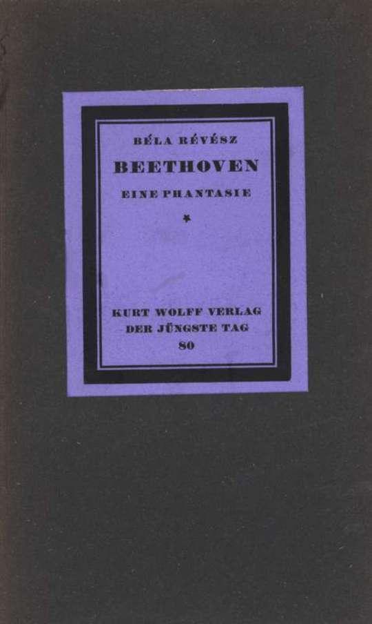 Beethoven Eine Phantasie