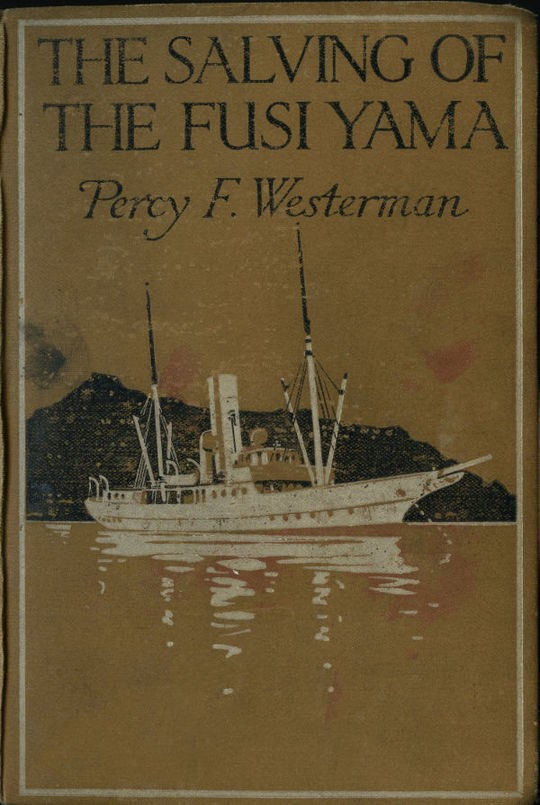 The Salving of the 'Fusi Yama' A Post-War Story of the Sea