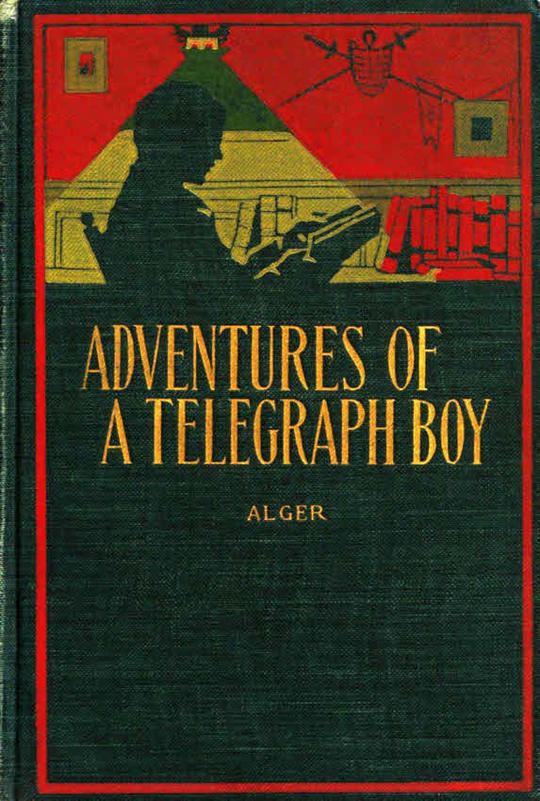 Adventures of a Telegraph Boy or 'Number 91'