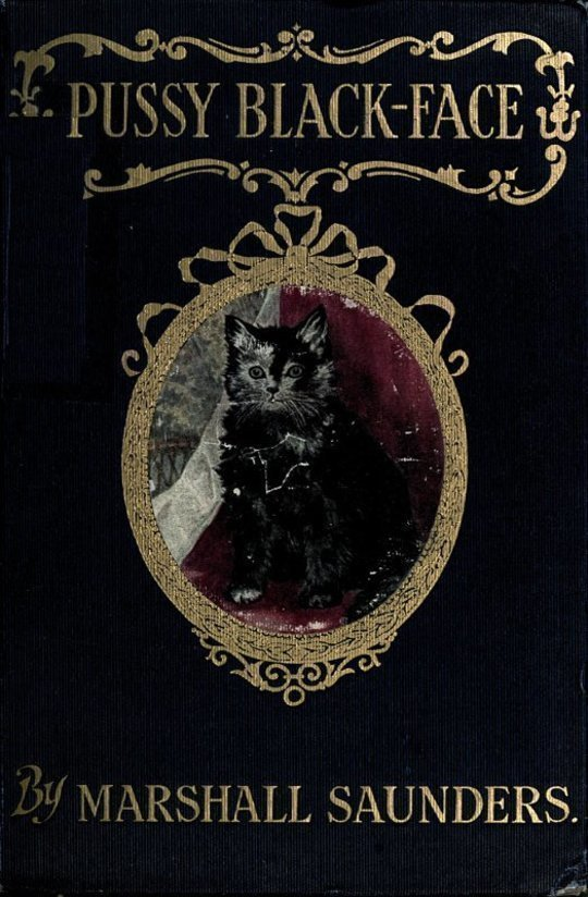 Pussy Black-Face Or The Story of a Kitten and Her Friends