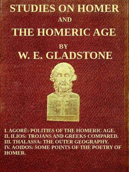 Studies on Homer and the Homeric Age, Vol. 3 of 3