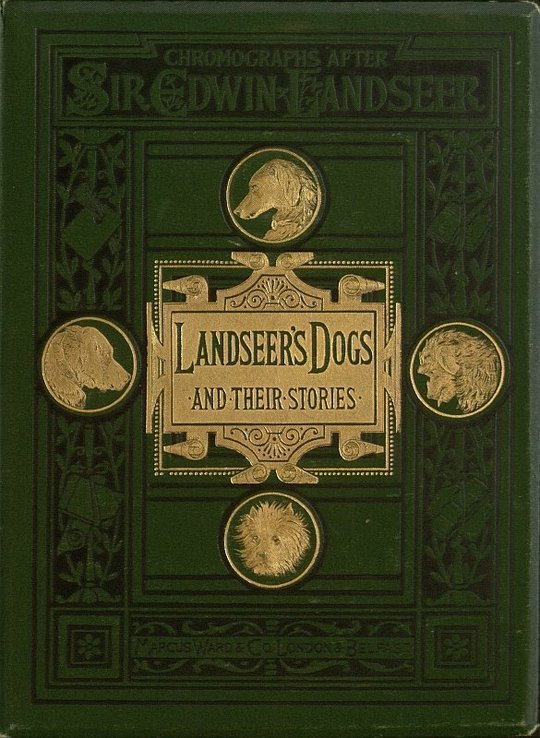Landseer's Dogs and Their Stories