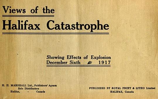 The Halifax Catastrophe