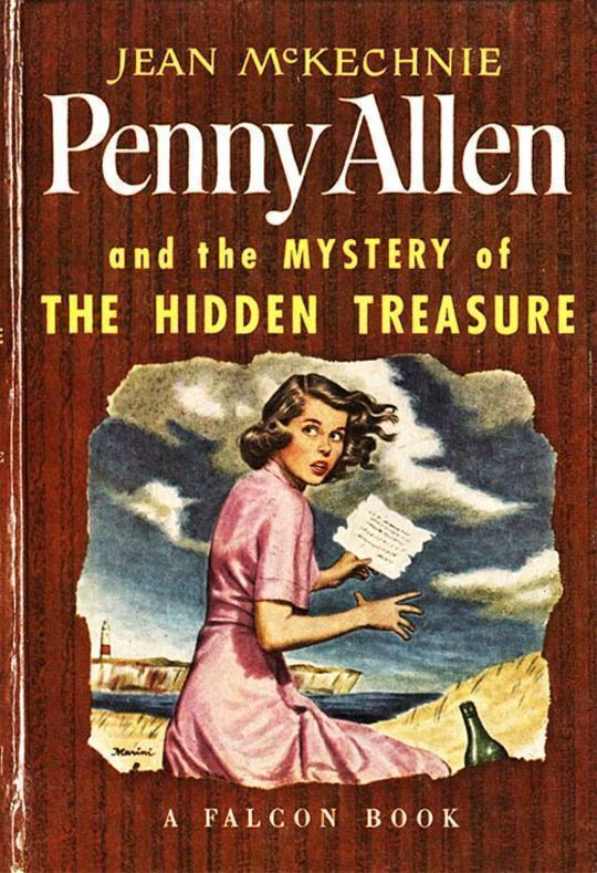 Penny Allen and the Mystery of the Hidden Treasure