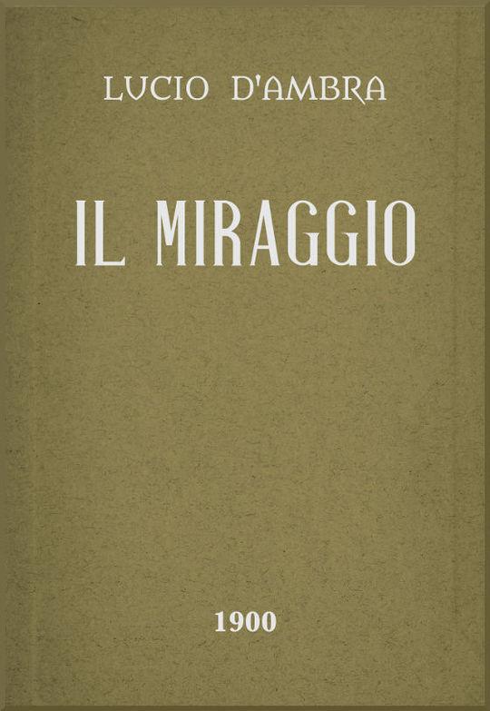 Il Miraggio