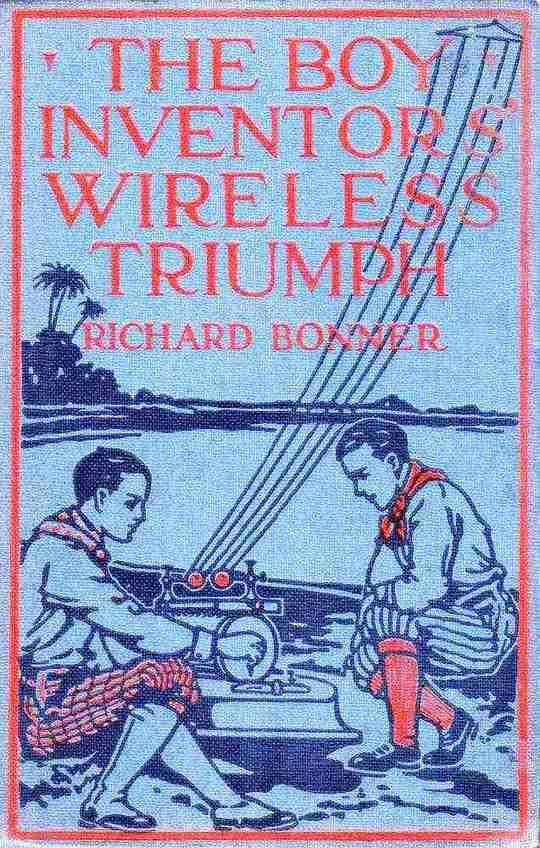 The Boy Inventor's Wireless Triumph
