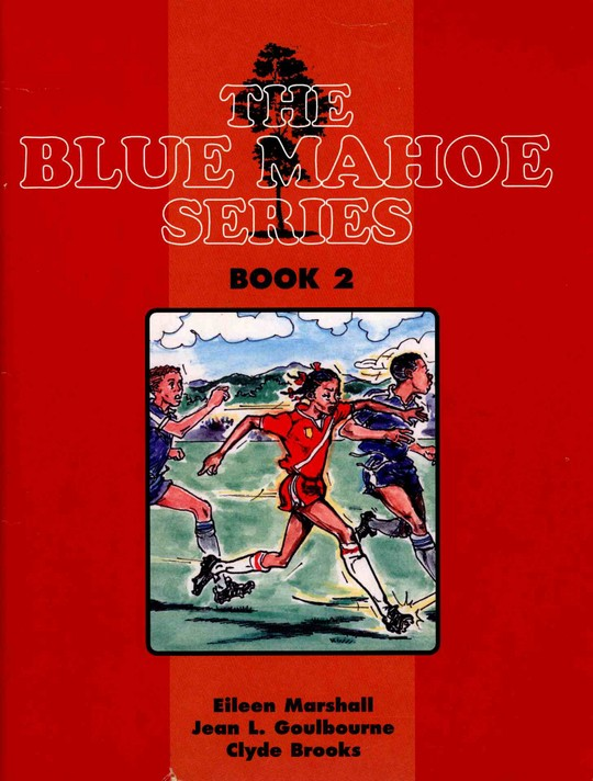 The Blue Mahoe Series Book 2