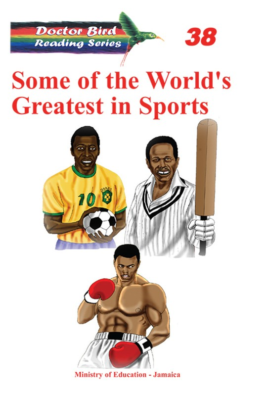Some of the World's Greatest in Sports