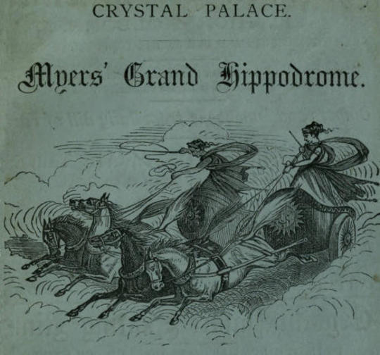 Myers' Grand Hippodrome