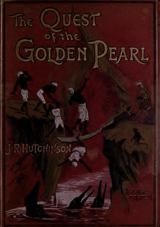 The Haunted Pagodas—The Quest of the Golden Pearl