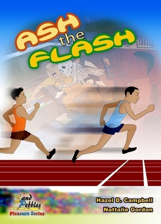Ash The Flash