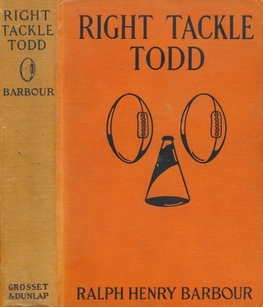 Right Tackle Todd