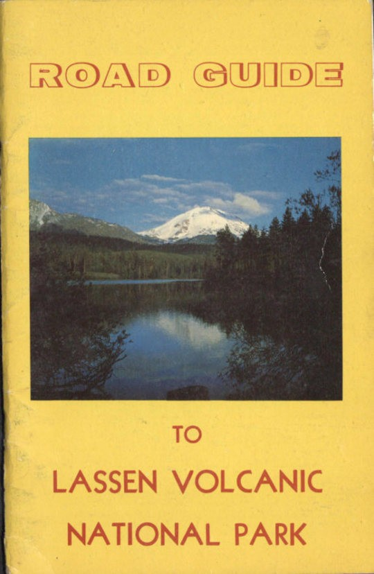 Road Guide to Lassen Volcanic National Park