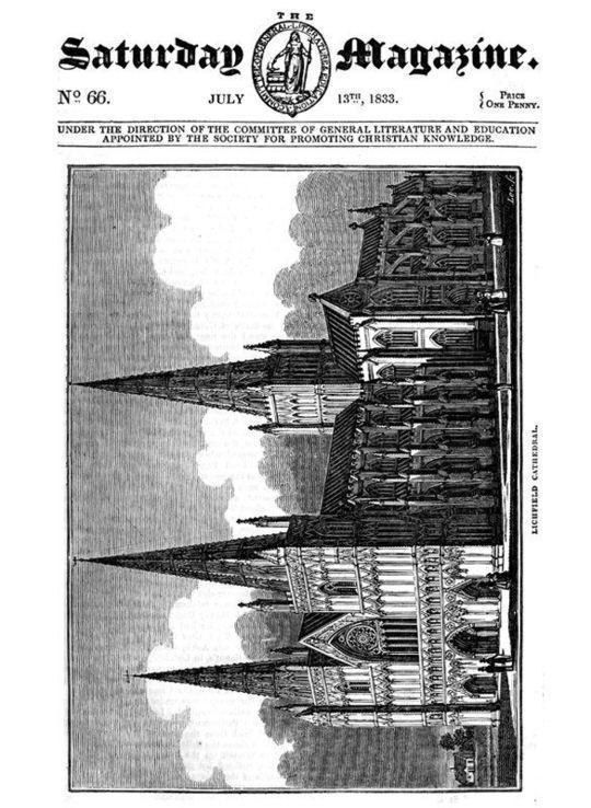 The Saturday Magazine, No. 66, July 1833