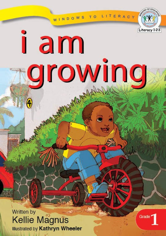 I am Growing