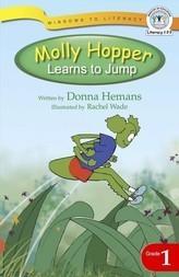 Molly Hopper Learns to Jump