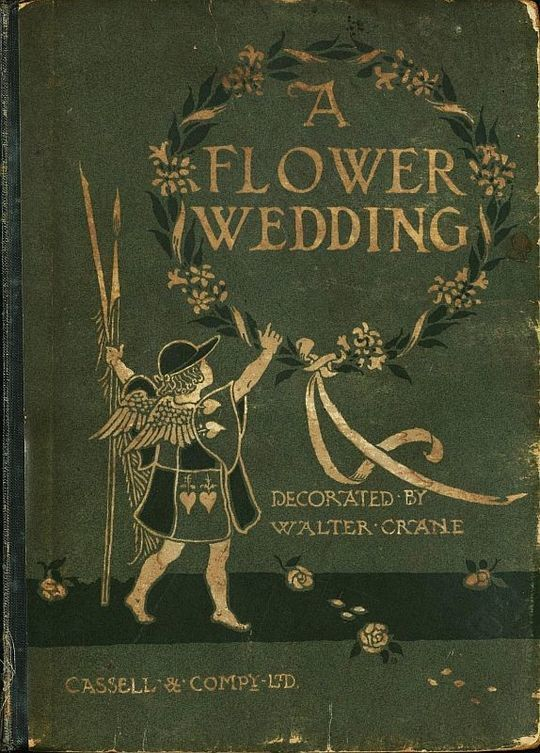 A Flower Wedding Described by Two Wallflowers