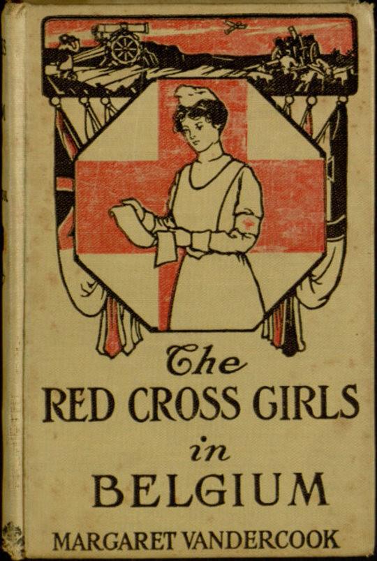 The Red Cross Girls in Belgium
