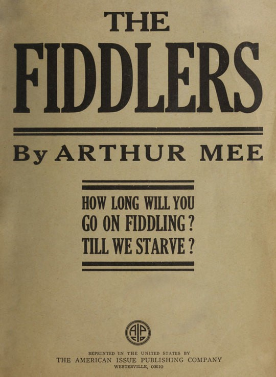 The Fiddlers Drink in the Witness Box