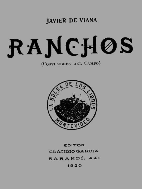 Ranchos Costumbres del Campo