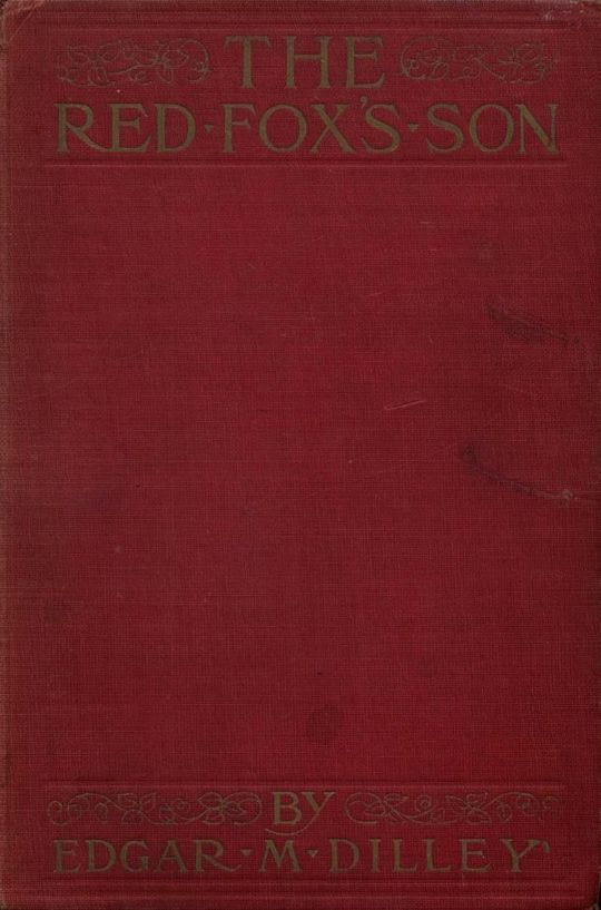 The Red Fox's Son A Romance of Bharbazonia