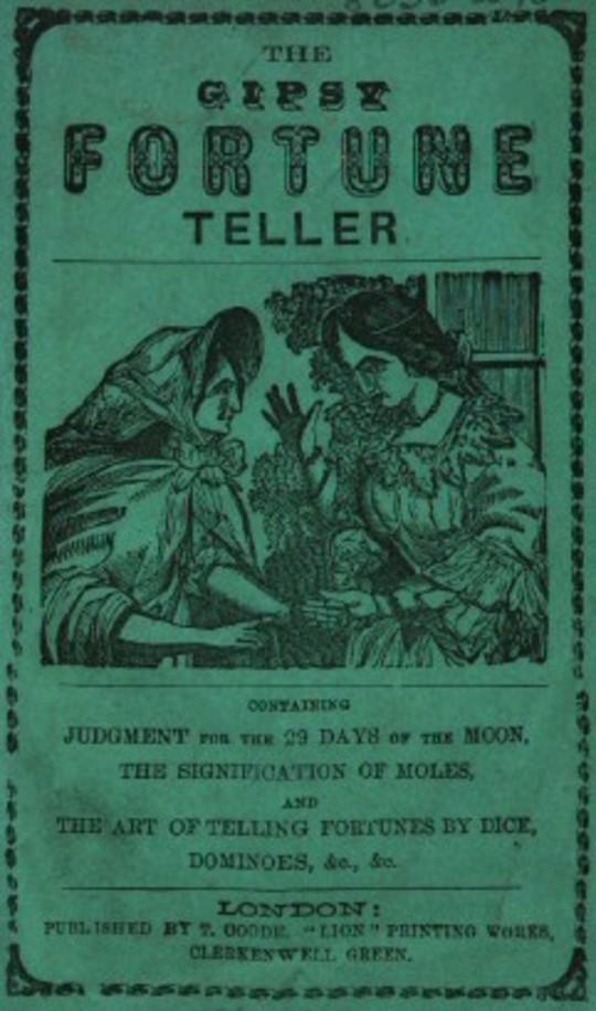 The Gipsy Fortune Teller