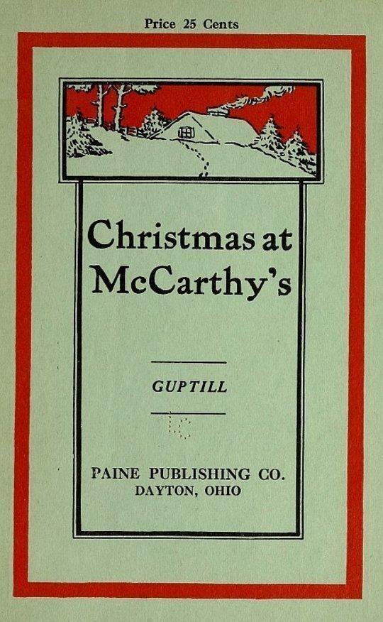Christmas at McCarthy's