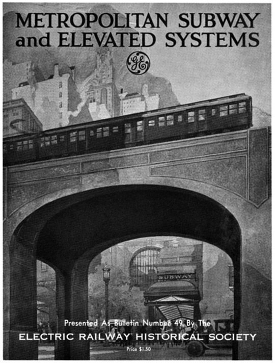 Metropolitan Subway and Elevated Systems Bulletin 49