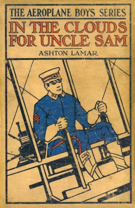 In the Clouds for Uncle Sam or, Morey Marshall of the Signal Corps