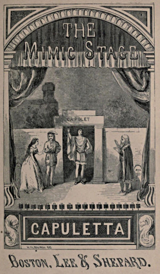 The Mimic Stage A Series of Dramas, Comedies, Burlesques, and Farces for Public Exhibitions and Private Theatricals