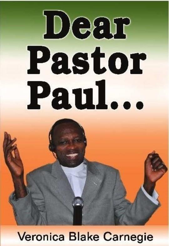 Dear Pastor Paul