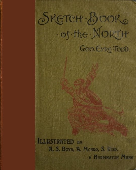 Sketch-Book of the North
