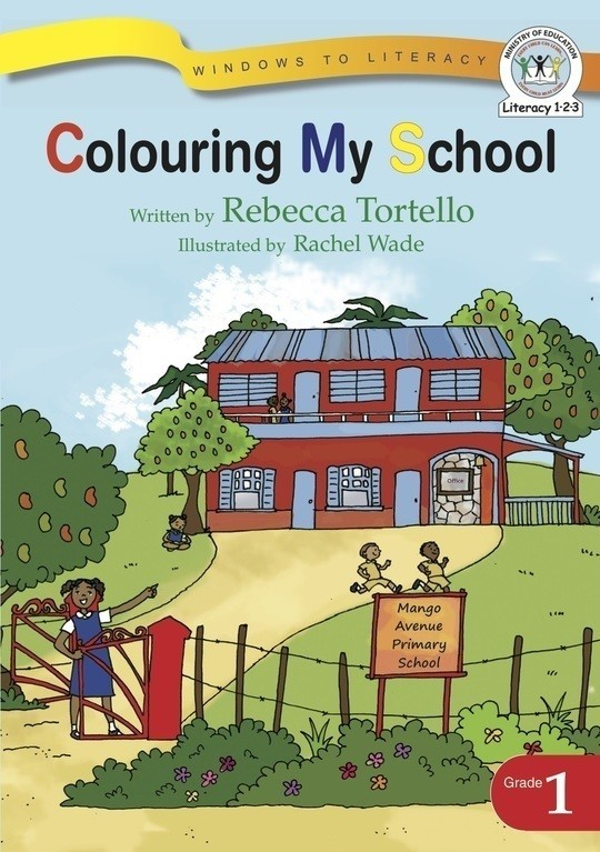 Colouring My School