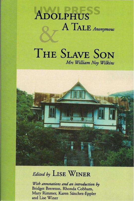 Adolphus, A Tale & The Slave Son