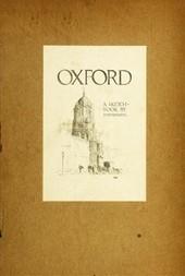 Oxford; A Sketch-Book