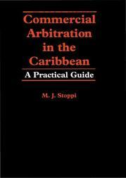 Commercial Arbitration in the Caribbean: A Practical Guide
