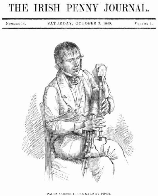 The Irish Penny Journal, Vol. 1 No. 14, October 3, 1840