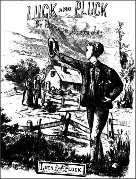 Luck and Pluck or John Oakley's Inheritance