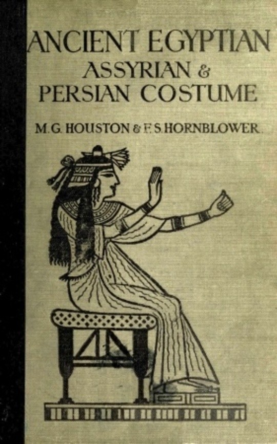 Ancient Egyptian, Assyrian, and Persian costumes and decorations