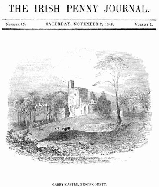 The Irish Penny Journal, Vol. 1 No. 19, November 7, 1840