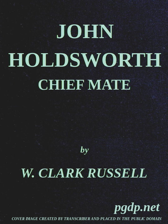 John Holdsworth Chief Mate